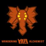 Wandering Alchemist Logo