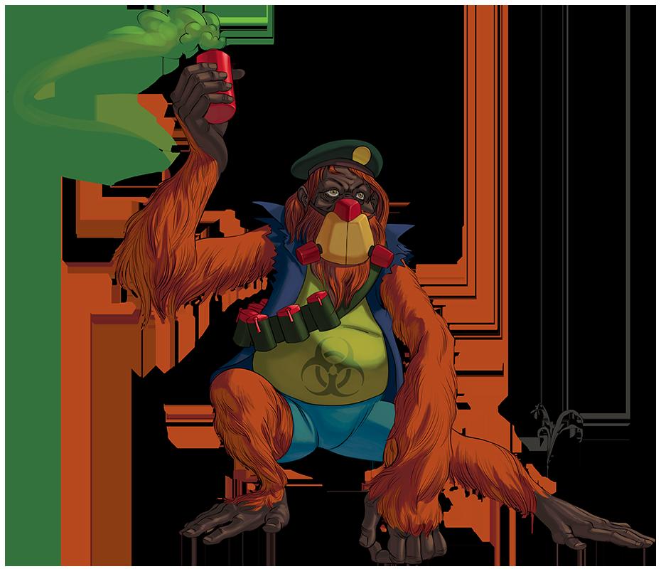 Agent Orangutan